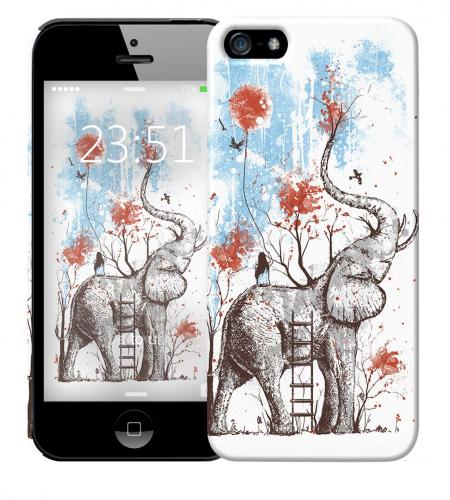 Чехол «Вдохновение» для Apple iPhone 5/5s