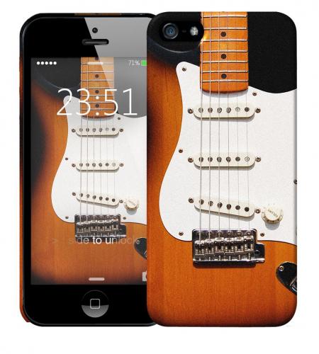 Чехол «Гитара» для Apple iPhone 5/5s