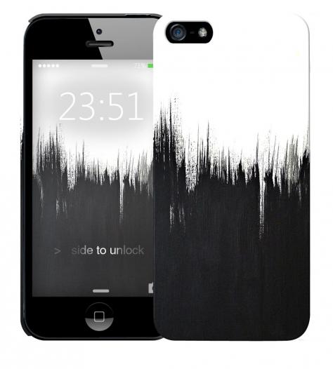 Чехол «Белое и Черное» для Apple iPhone 5/5s