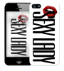 Чехол «Sexy Lady» для Apple iPhone 5/5s