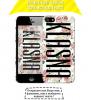 Чехол «Именной чехол KLASNA» для Apple iPhone 5/5s