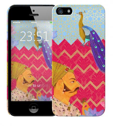 Чехол «India» для Apple iPhone 5/5s