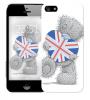 Чехол «Тедди» для Apple iPhone 5/5s