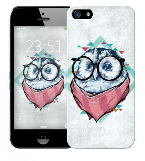 Чехол «Мудрая Сова» для Apple iPhone 5/5s
