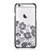 "Пластиковая накладка со стразами (swarovski) DEVIA Rococo Series Flower для Apple iPhone 6/6s (4.7"")"