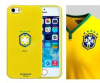 "TPU чехол Remax World Cup ""Brazil"" для Apple iPhone 5/5S/SE"