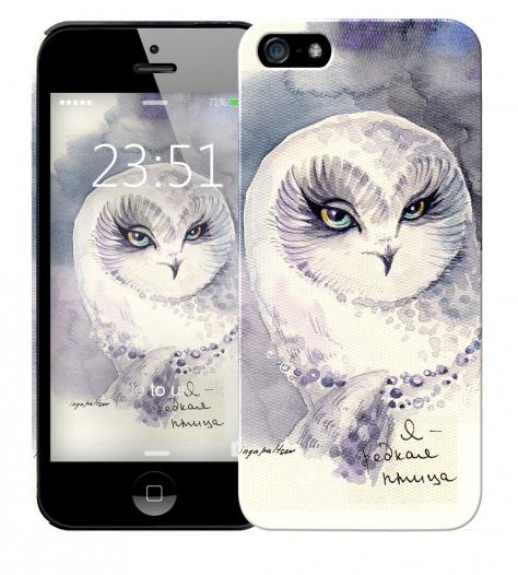 Чехол «Редкая птица» для Apple iPhone 5/5s