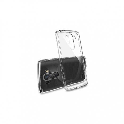 TPU чехол Ultrathin Series 0,33mm для LG D855/D850/D856 Dual G3
