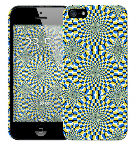 Чехол «Иллюзия» для Apple iPhone 5/5s