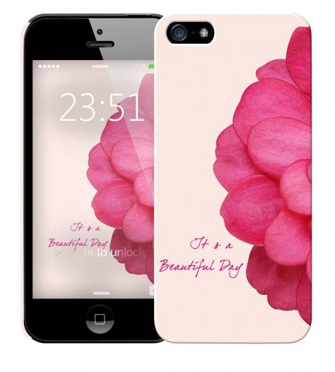 Чехол «Прекрасный День» для Apple iPhone 5/5s