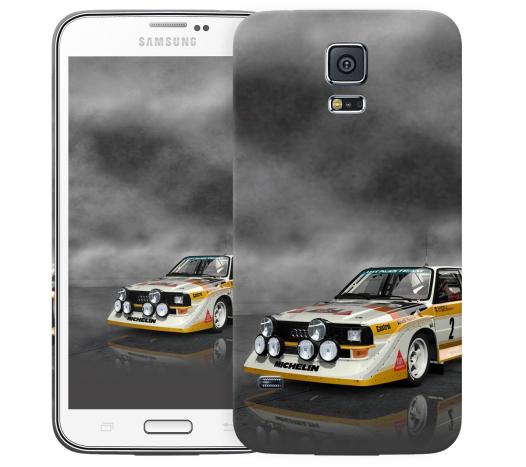 Чехол «Audi» для Samsung Galaxy S5