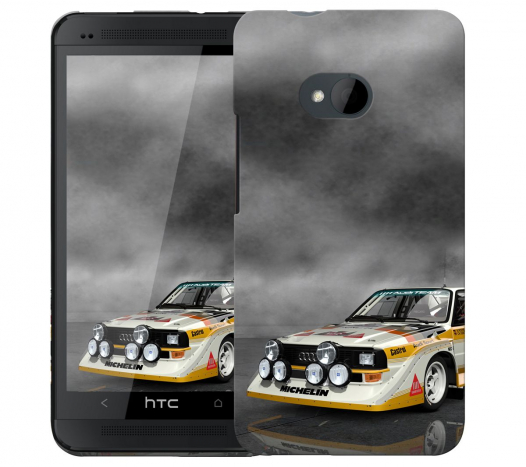 Чехол «Audi» для HTC One