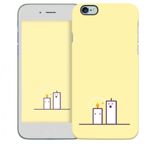 Чехол «Candle» для Apple iPhone 5/5s