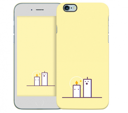 Чехол «Candle» для Apple iPhone 5/5s