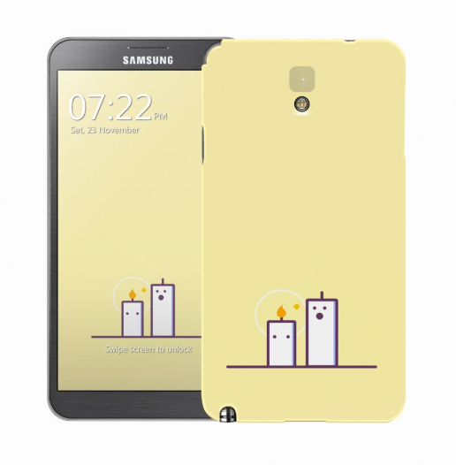 Чехол «Candle» для Samsung Galaxy Note 3 N9000/N9002