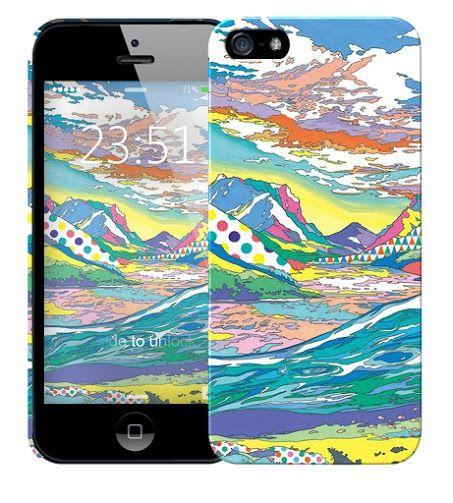 Чехол «Hofmanland» для Apple iPhone 5/5s