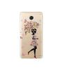 TPU чехол Cute Print для Meizu M3 Note
