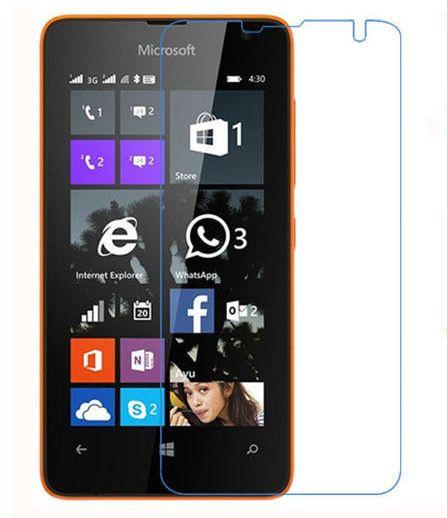 Защитное стекло Ultra Tempered Glass 0.33mm (H+) для Microsoft Lumia 430 (картонная упаковка)