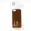 Пластиковая накладка Metal Skin для Apple iPhone 5/5S