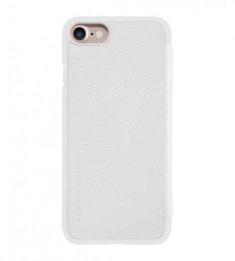 Кожаный чехол (книжка) Nillkin Qin Series для Apple iPhone 7 (4.7