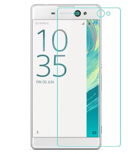 Защитное стекло Ultra Tempered Glass 0.33mm (H+) для Sony Xperia XA Ultra Dual (картонная упаковка)