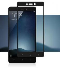 Защитное стекло 2.5D CP+ на весь экран (цветное) для Xiaomi Redmi 3 / Redmi 3 Pro / Redmi 3s
