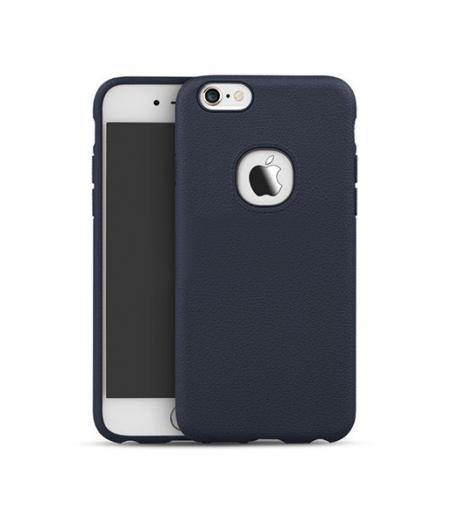 Силиконовая накладка iPaky с имитацией кожи для Apple iPhone 6/6s (4.7