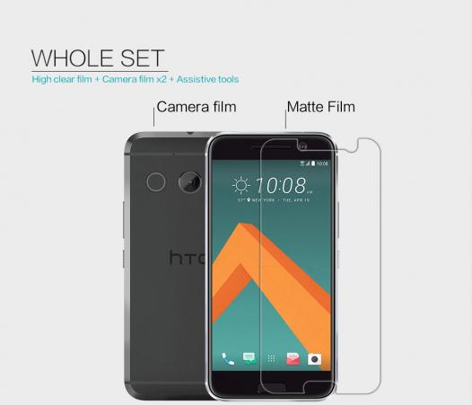 Защитная пленка Nillkin для HTC 10 / 10 Lifestyle