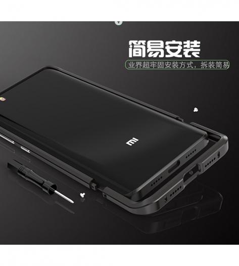 Алюминиевый бампер Luphie Blade Sword для Xiaomi MI5 / MI5 Pro ( one color)