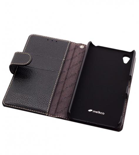 Кожаный чехол (книжка) Melkco для Xiaomi MI5 / MI5 Pro