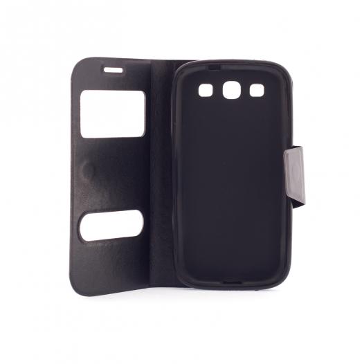 Чехол (книжка) с TPU креплением для Samsung i9300 Galaxy S3