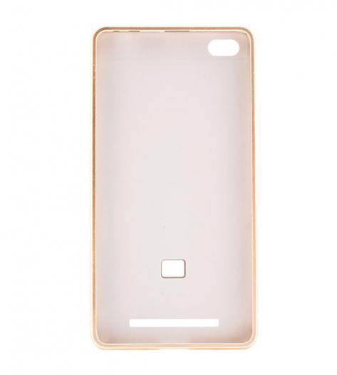 Металлический бампер с акриловой вставкой Msvii для Xiaomi Redmi 3