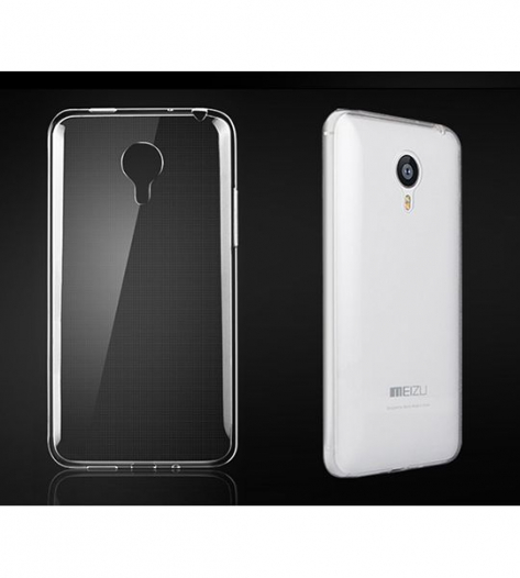 TPU чехол Ultrathin Series 0,33mm для Meizu MX4