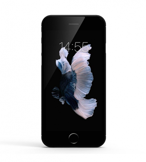 Пластиковая накладка Nillkin Synthetic Fiber series для Apple iPhone 6/6s plus (5.5