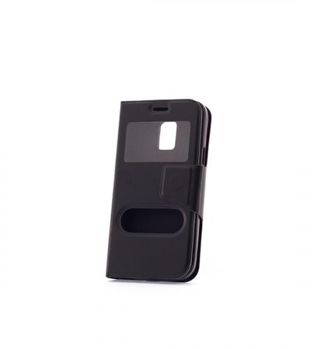 Чехол (книжка) с TPU креплением для Samsung G800H Galaxy S5 mini