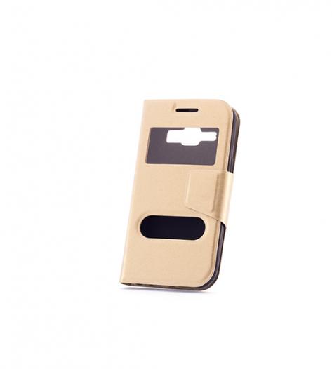 Чехол (книжка) с TPU креплением для Samsung Galaxy J1 Duos SM-J100