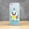 """Силиконовый чехол """"Funny Pokemons"""" для Apple iPhone 5/5S/SE"""