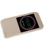 Кожаный чехол (книжка) Nillkin Sparkle Series для HTC 10 / 10 Lifestyle
