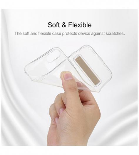 TPU чехол ROCK Slim Jacket с функцией подставки для Apple iPhone 7 plus (5.5