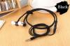 Наушники Zipper стерео с микрофоном (змейка)