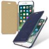 """Кожаный чехол (книжка) TETDED для Apple iPhone 7 plus (5.5"""")"""
