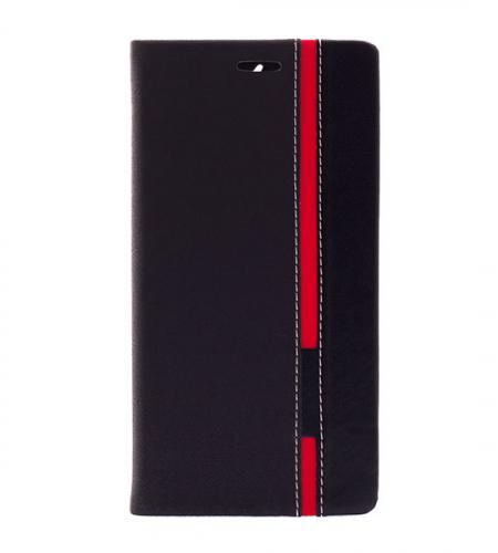 Чехол (книжка) с TPU креплением Stripe series для Doogee F5/F5 Pro