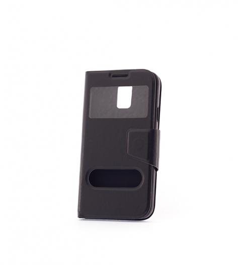 Чехол (книжка) с TPU креплением для Samsung G900 Galaxy S5