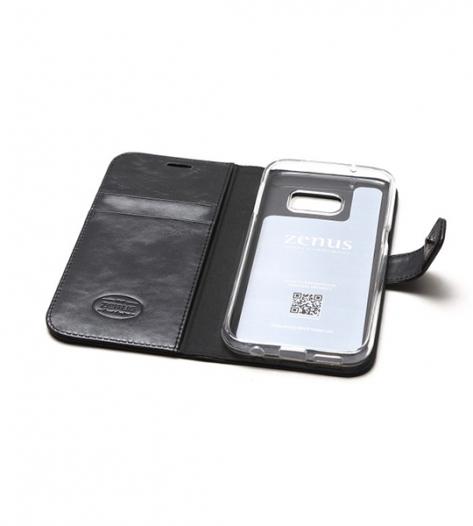 Кожаный чехол Zenus Masstige Lettering Diary для Samsung G930F Galaxy S7