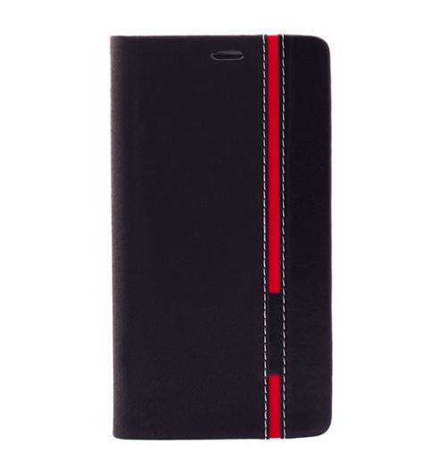 Чехол (книжка) с TPU креплением Stripe series для Doogee Y300/Y300 Pro