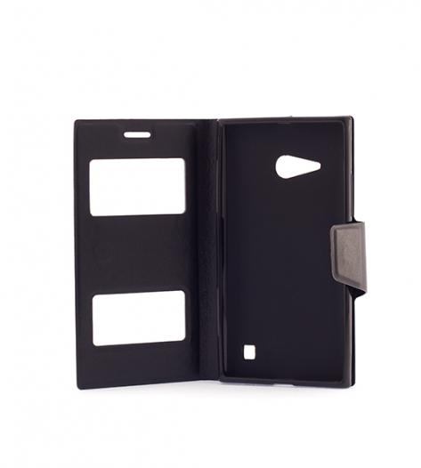 Чехол (книжка) с TPU креплением для Microsoft Lumia 730/735