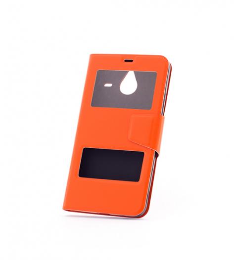 Чехол (книжка) с TPU креплением для Microsoft Lumia 640XL