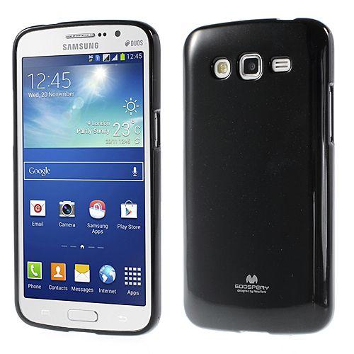 TPU чехол Mercury Jelly Color для Samsung G7102 Galaxy Grand 2
