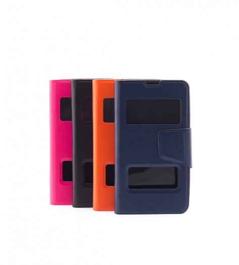 Чехол (книжка) с TPU креплением для Microsoft Lumia 430