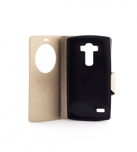 Чехол (книжка) с TPU креплением для LG H734/H736 G4s Dual